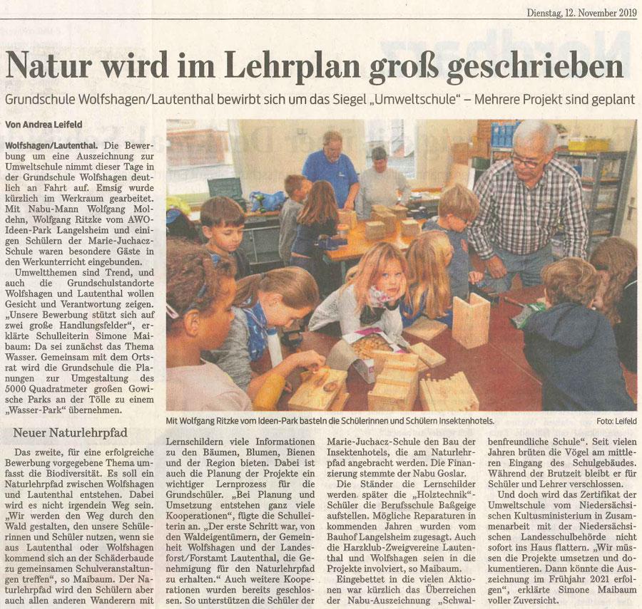 Umweltschule_Zeitung